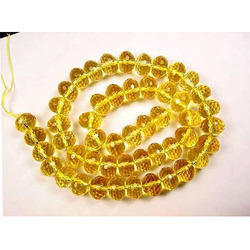 Yellow Loose Beads