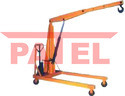 Folding Mobile Crane