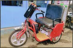 Battery Operated Three Wheeler B