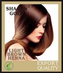 Natural Light Brown Henna