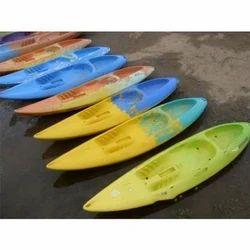 FRP Plastic Boat