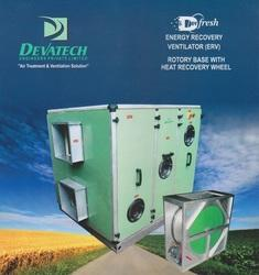 Mechanical CO2 Extractor With Energy Recovery System