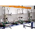 Lab Tubing And Regulating System