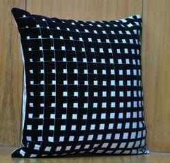 Flock Cushion Covers