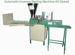 4G Speed Incense Stick Making Machine