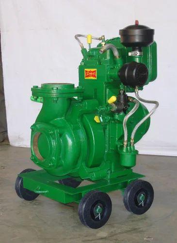 Monoset Diesel Engine