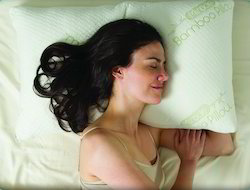 Kawachi Miracle Bamboo Hypoallergenic Memory Foam Pillow