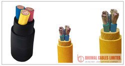 Nitrile Rubber Cable