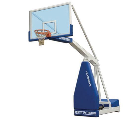 Portable Basketball Posts