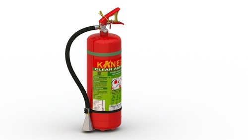 Clean Agent Fire Extinguisher 6Kg