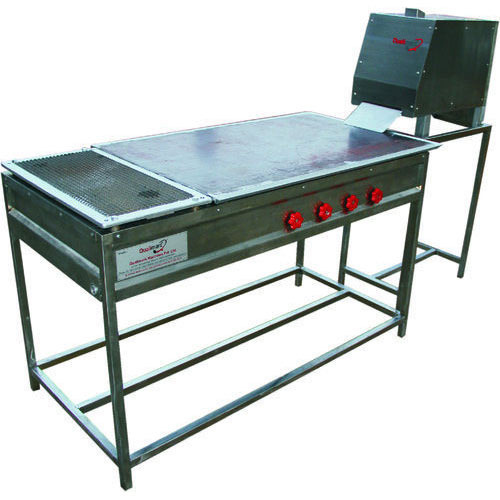 Chapati Puffer Table