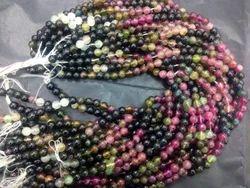 Tourmaline Round Beads