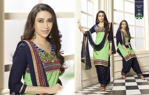 Stylish Designer Patiala Suit