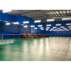Sports Court Lighting