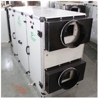 Energy Recovery Heat- Exchanger For Ventilation System