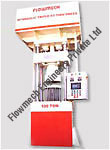 triple action hydraulic press 4 pillar type
