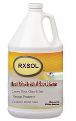 Non Rinse Neutral Floor Cleaner