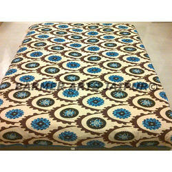 Designer Bed Sheets Suzani M Design Embroidery