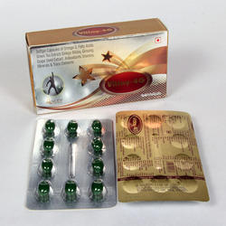 Vitamin Mineral & Trace Elements Softgel Capsules