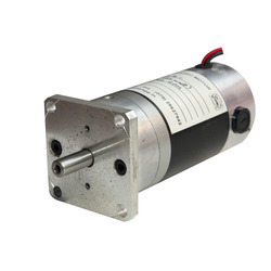 DC Motor With Inline Planetary Gearbox