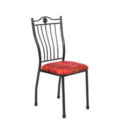Metal Dining Chair (WI New Floral)