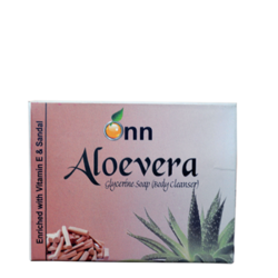 Aloevera Gel Bar - Enriched with Vitamin E