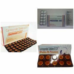 Carisoprodol Tablet