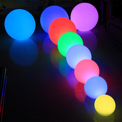 Rechargeable LED Waterproof Ball Light