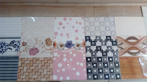 Multi Color Tiles Parrot Design Tiles Wholesale Trader From Chennai