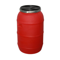 Plastic Water Drums