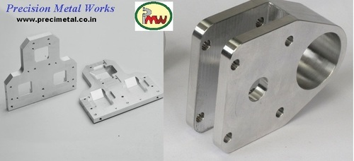 Precision VMC CNC Milled Components Services