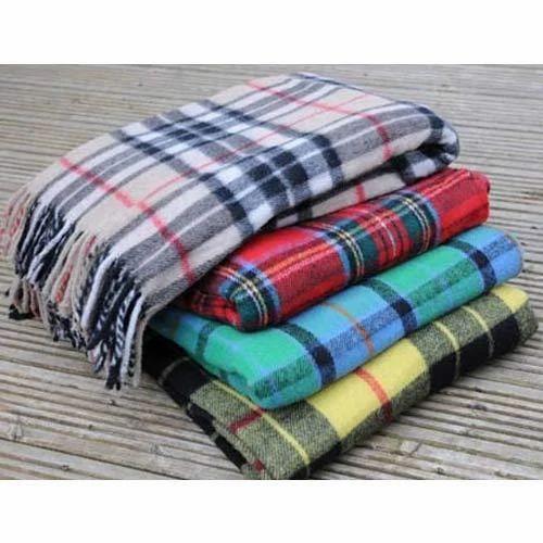 Woolen Blankets - Navy Blue Blanket Exporter from Panipat : woolen quilt - Adamdwight.com