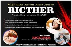 Rickther Antimalarial Drugs