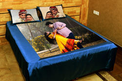 Personalised Bed Sheets In Delhi