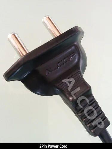 2 Pin Mains Cord