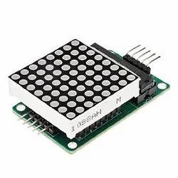 Max7219 Dot Matrix Module for Arduino