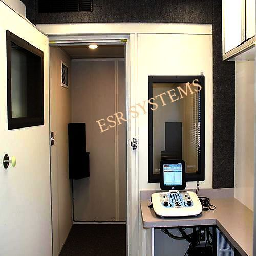 Audiometric Testing Room