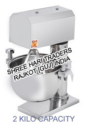 atta dough making machine 2 kilo capacity
