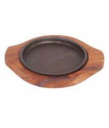 Sizzling Brownie Platters