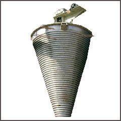 Nauta Type Conical Mixer