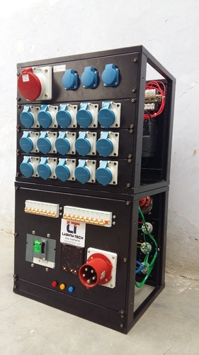 16 Amp Sockets Industrial Distribution Box