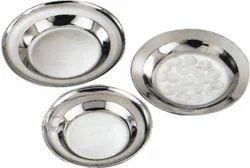 Steel Soup Plate