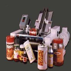 Glue Labeling Machine