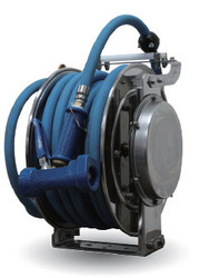 Hose Reel for High Temperature & Steam