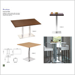 Food Court Table Collato 01 / Collato 02 / Collato 03