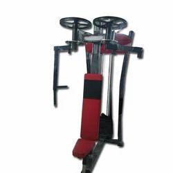 Butterfly Gym Chest Machine