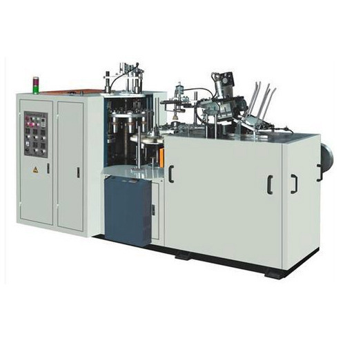 Coffee Cooled Cup Making Machine