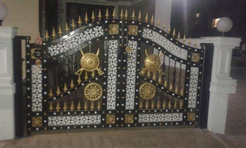 Rajwadi Gate Manufacturer From Pune
