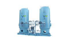 Vertical Air Tanks