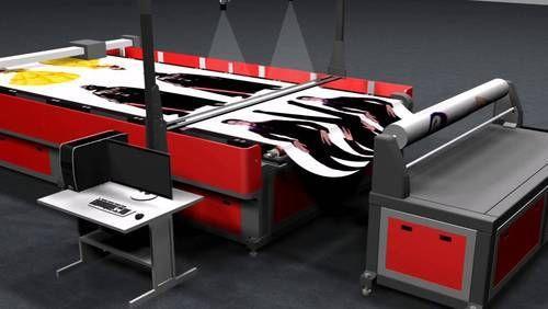 Cnc Laser Cutting Machine Textile Laser Cutting Machine